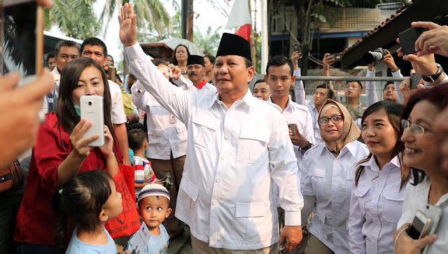 Soal Capres, Prabowo: Kalau Rakyat Masih Membutuhkan Saya, Saya Siap
