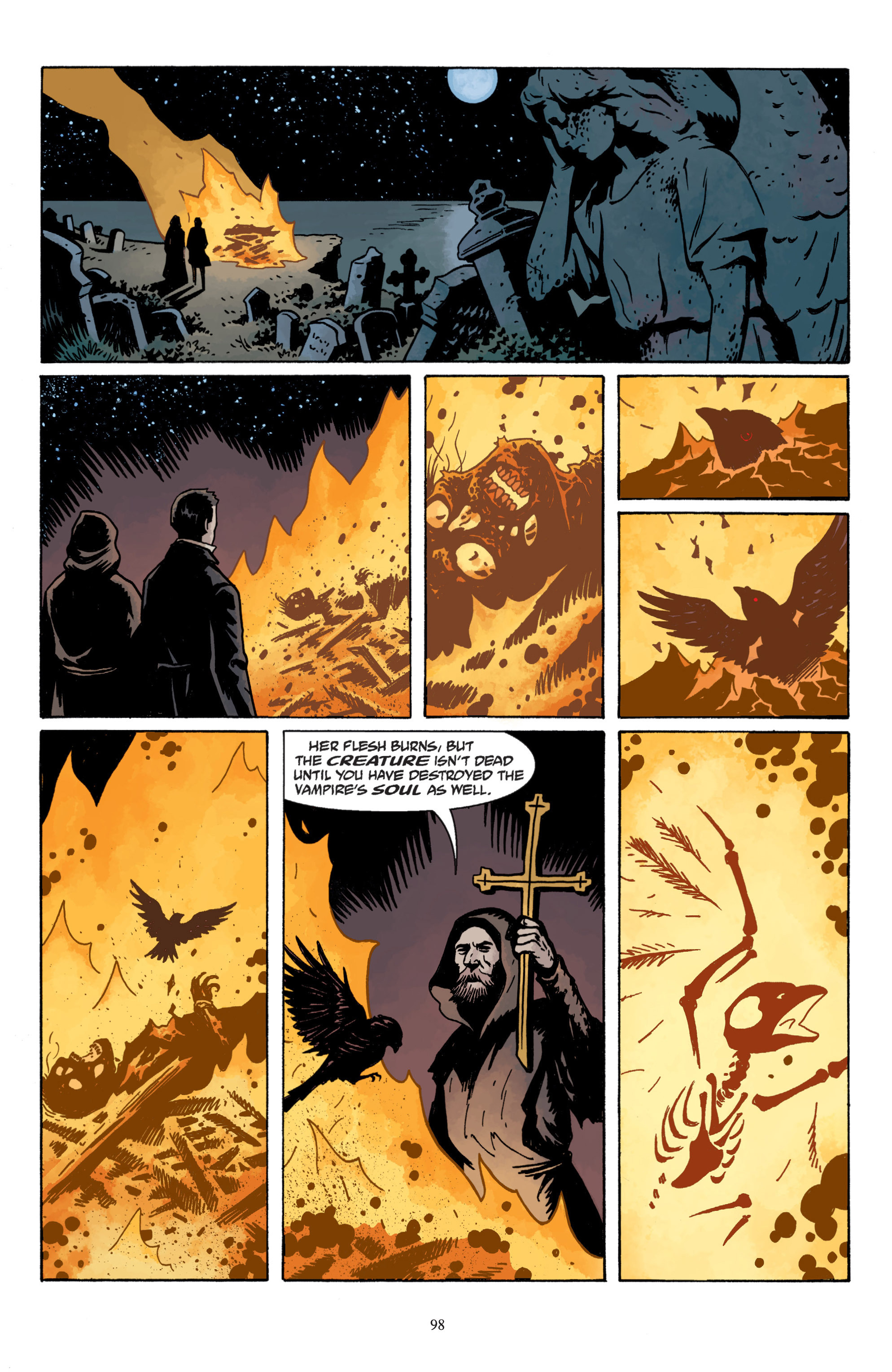 Read online Baltimore: The Plague Ships comic -  Issue # TPB - 98