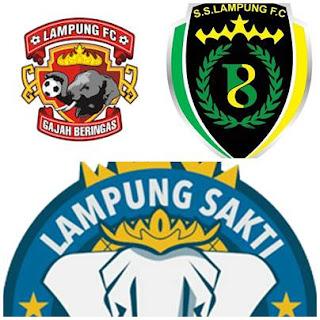 Klub Klub Sepakbola Asal Lampung