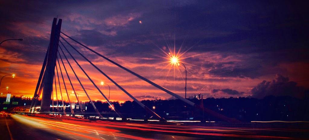 Jalan Sangkuriang Bandung