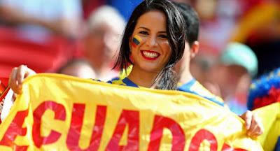 Mujeres Bellas Ecuador