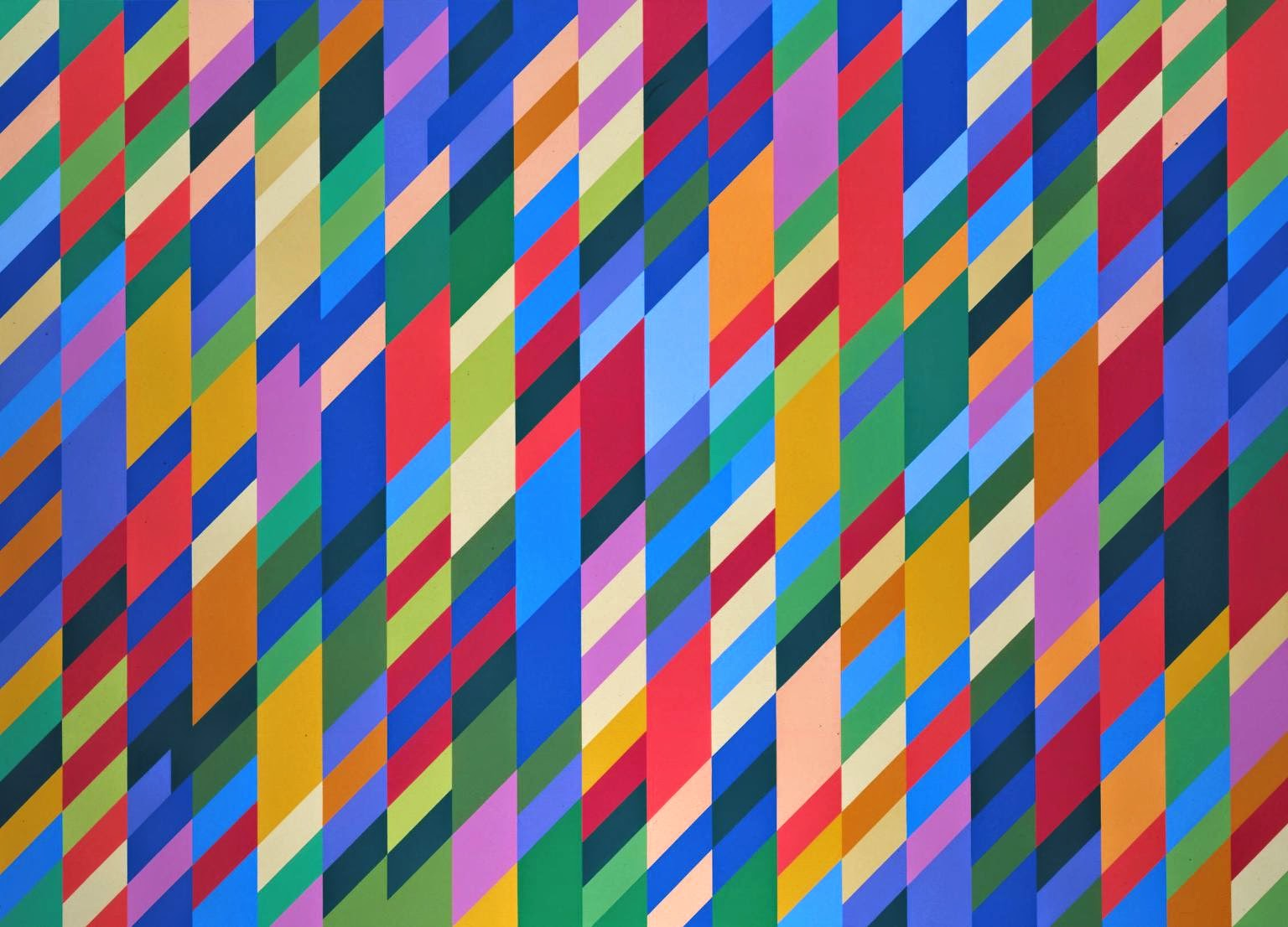 Design in the Visual Arts: Repetition and Rhythm