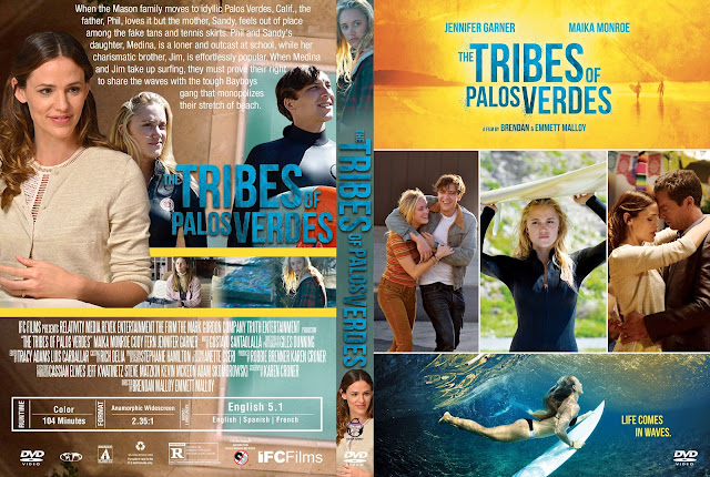 The Tribes Of Palos Verdes DVD Cover