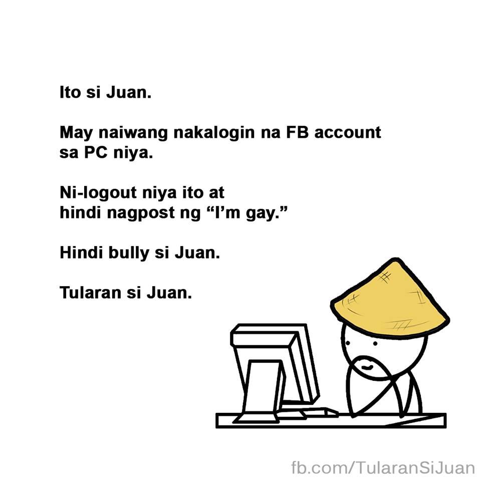 Tularan si Juan meme 6