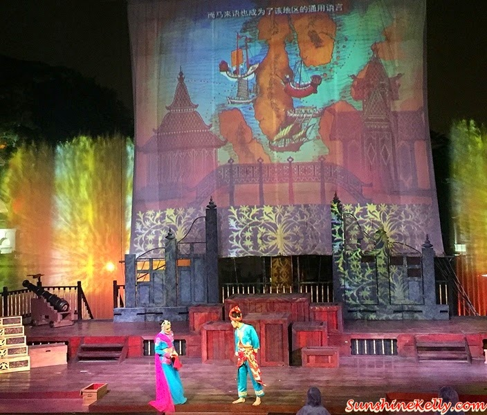 Melaka Alive, 5D Experience, Malacca, Alive Theatre, Cultural Show,