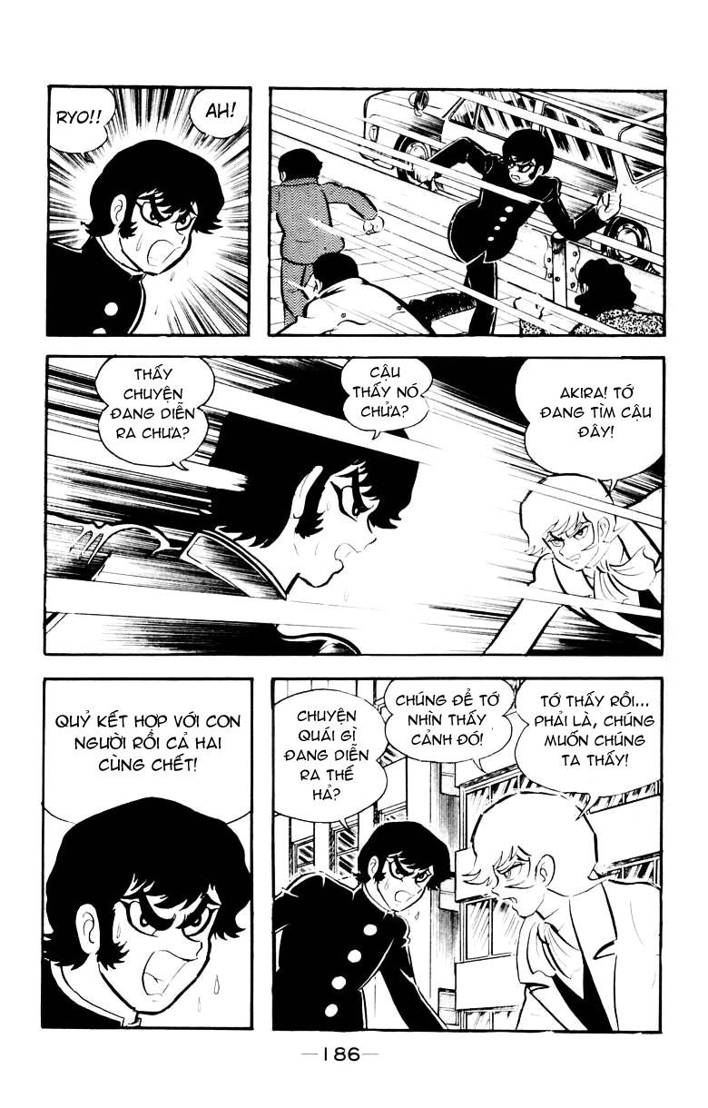 DevilMan chapter 15 trang 22