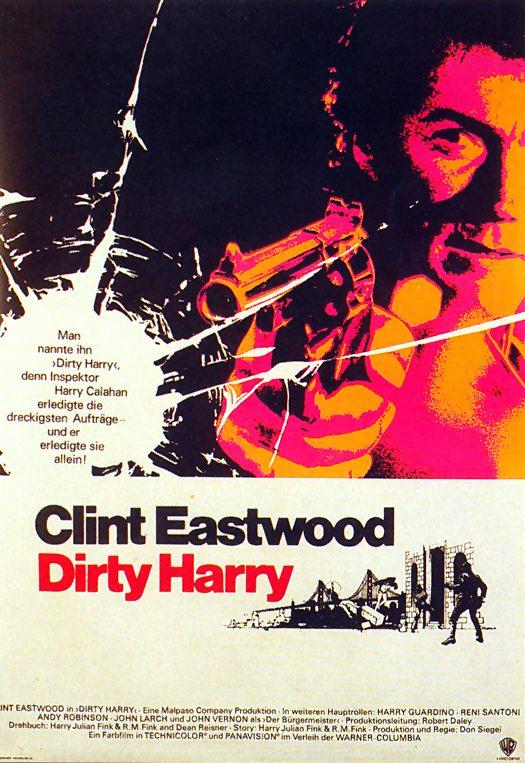 Dirty Harry – Perseguidor Implacável Dublado