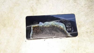 Trường hợp Galaxy Note 7 phát nổ kinh hoàng trong khách sạn