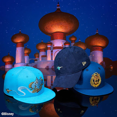 Disney's Aladdin Hat Collection by New Era Cap