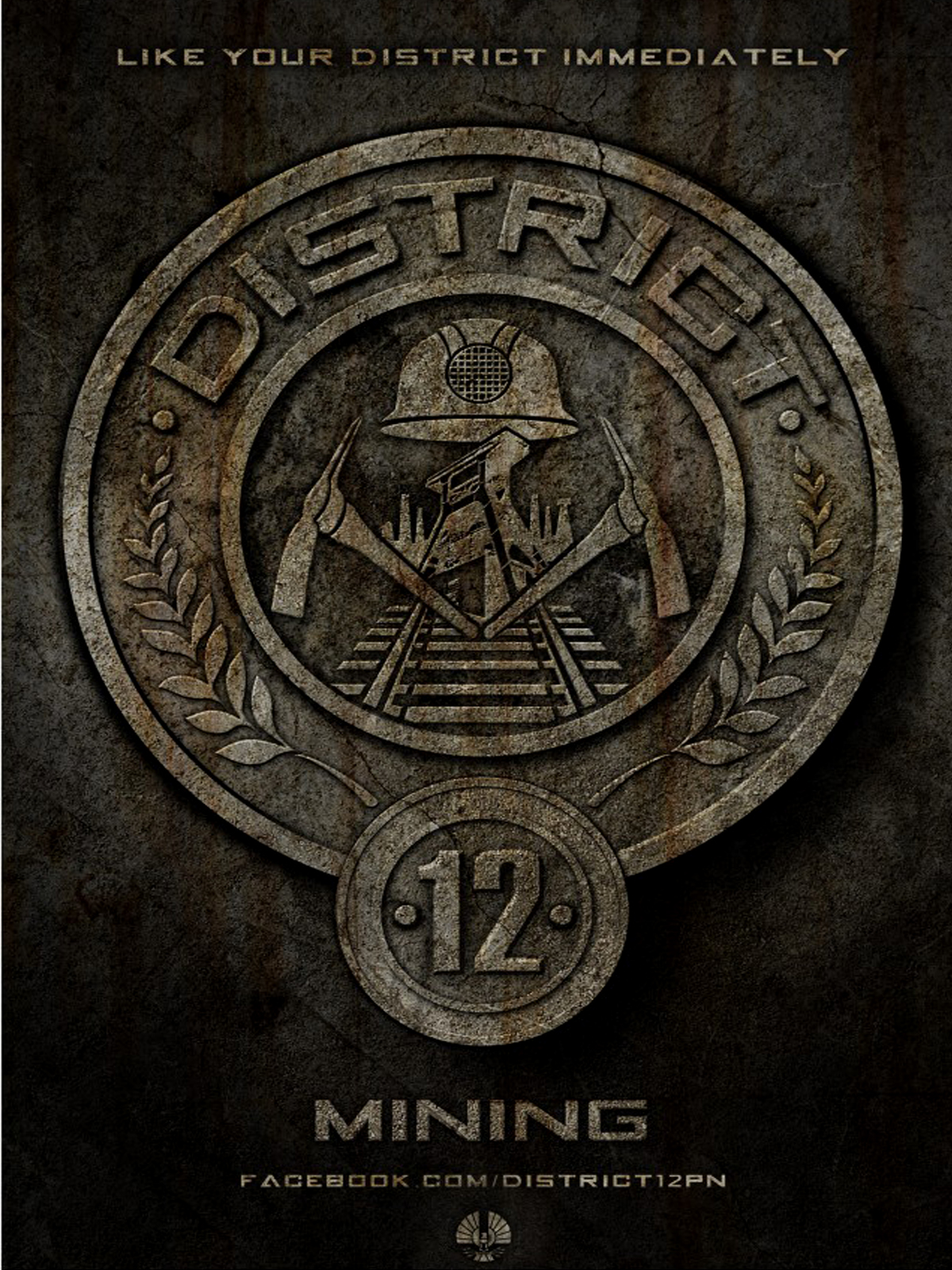 The Hunger Games Districts Posters Hd Wallpapers