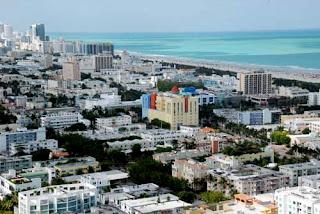 South Miami Beach Florida