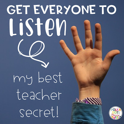 I Solemnly Swear Your Class Can Listen!