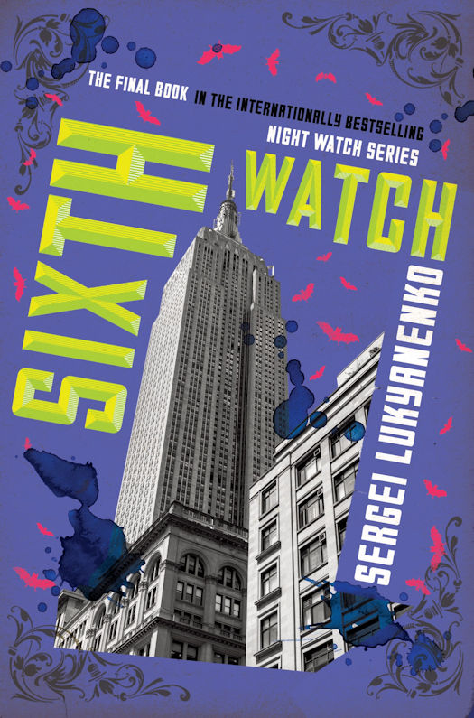 Review: Sixth Watch by Sergei Lukyanenko
