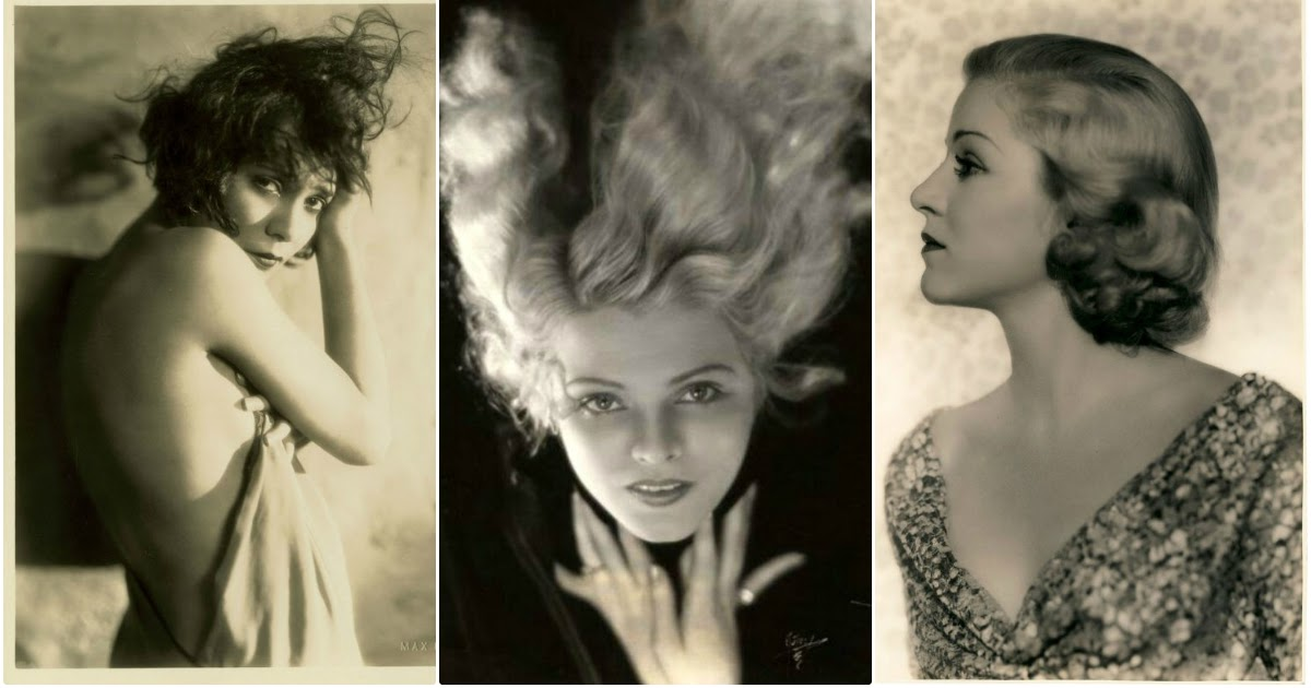 Gorgeous Portrait Photos of Silent Movie Stars Taken by Max Munn Autrey