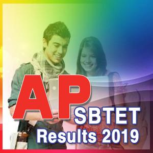 AP SBTET Results 2019