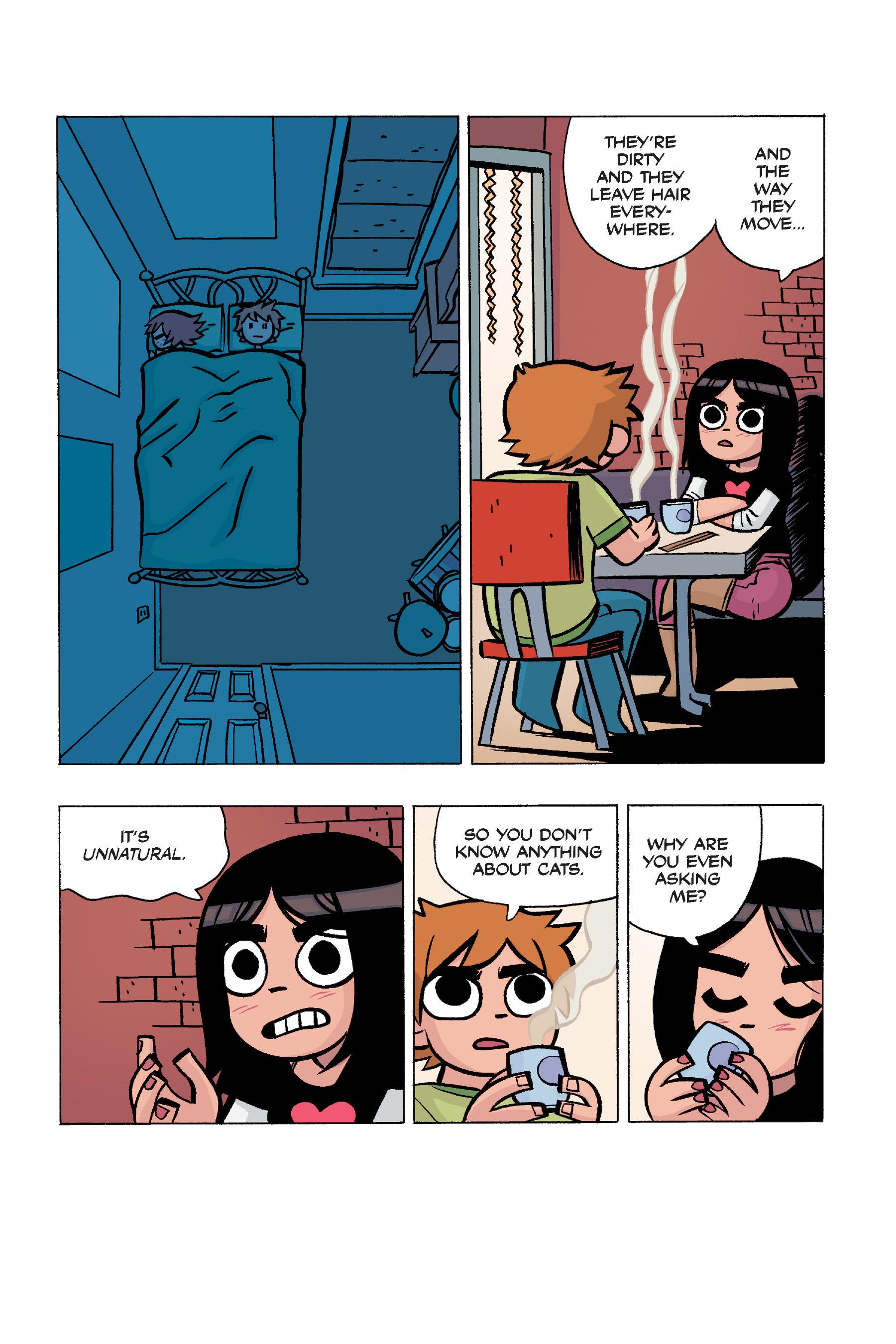 Read online Scott Pilgrim comic -  Issue #5 - 154