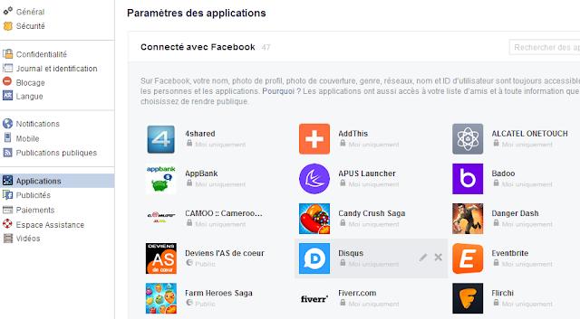 Supprimer-application-facebook-dangereuses