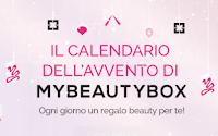 Logo Calendario dell'Avvento MyBeautyBox