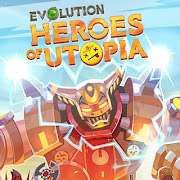 Evolution Heroes of Utopia v1.1.5 Apk Unlimited Money Terbaru