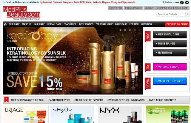 Medplus Beauty Online Shopping Review