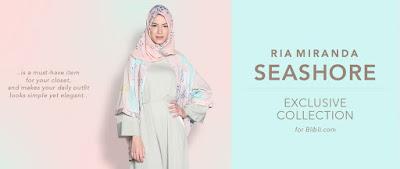 Sambut Lebaran dengan Koleksi Baju Muslim Terlengkap dari Desainer Ria Miranda