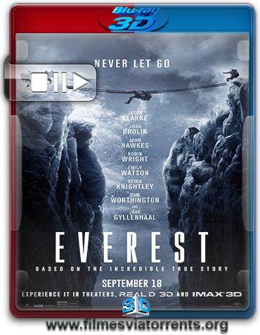 Evereste Torrent - BluRay Rip 1080p 3D HSBS Legendado (2015)