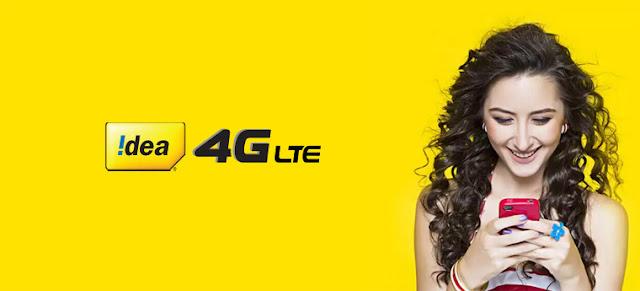 Idea-4G-recharge