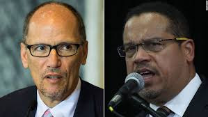 Tom Perez and Keith Ellison