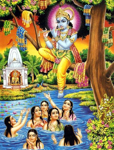 Krishna Leela Images