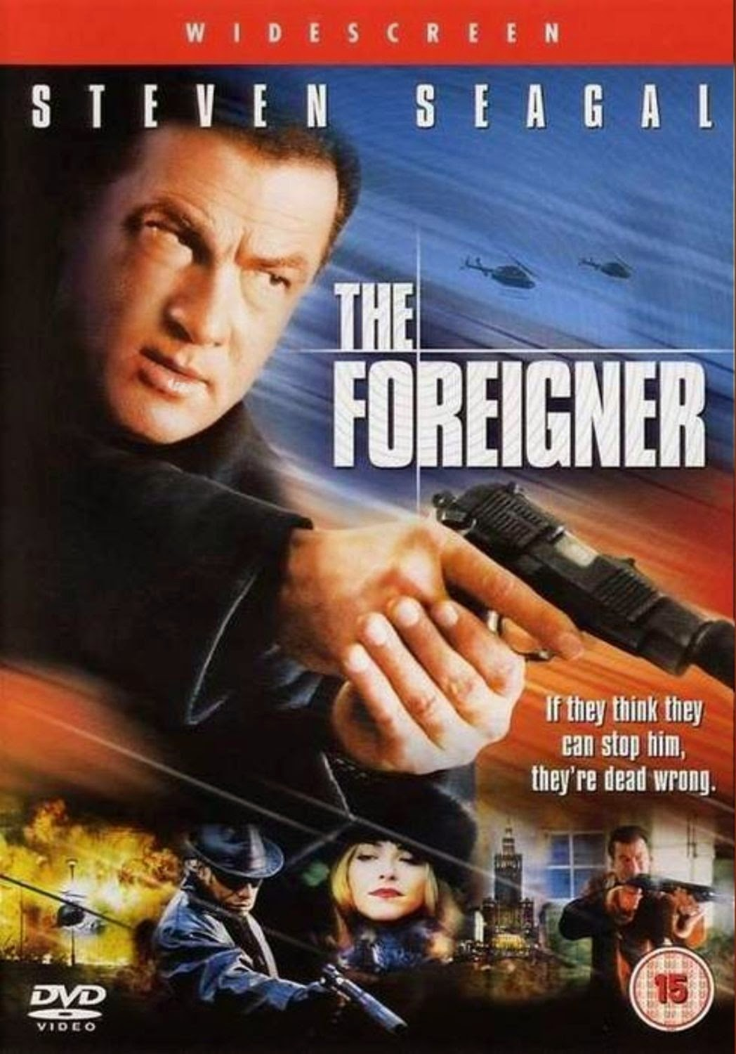 The Foreigner (2003) ταινιες online seires xrysoi greek subs