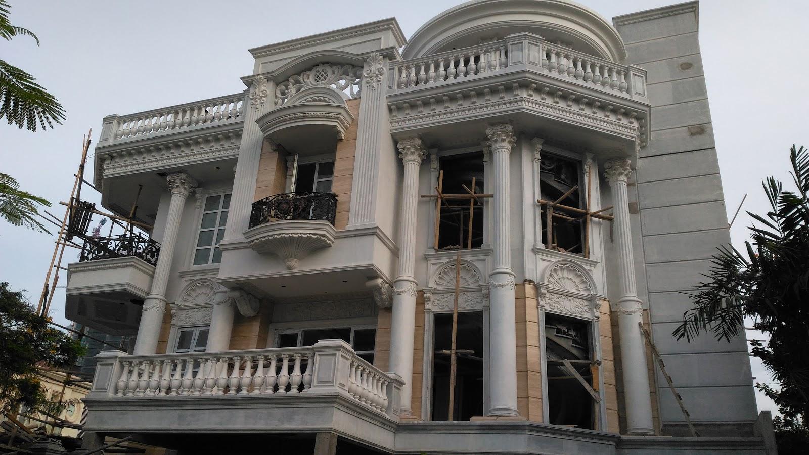 Menerima Jasa Profilan Rumah Mewah Klasik