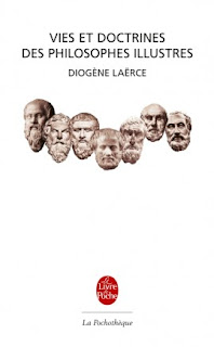 Vies et doctrines des philosophes illustres - Diogène Laërce