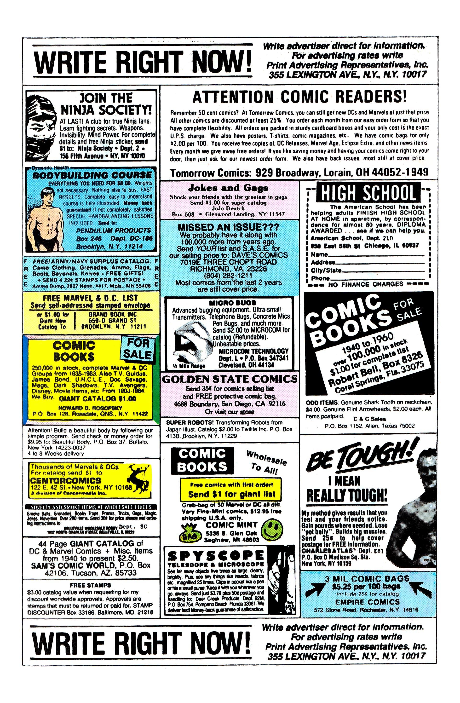Read online Secret Origins (1986) comic -  Issue #1 - 23