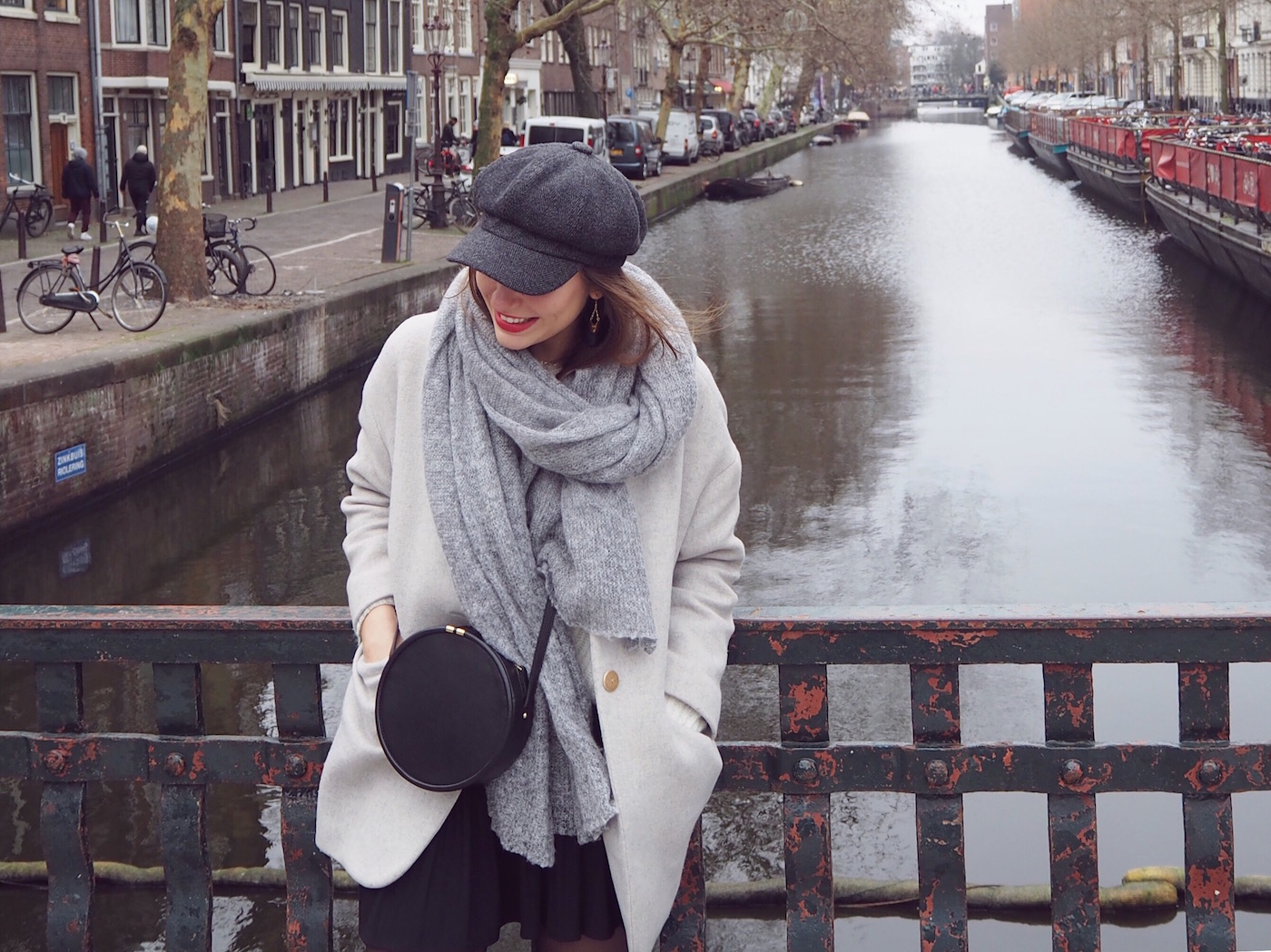 amsterdam look blogueuse mode