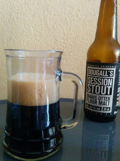 [#Cervesa] @cervezadougalls Session Stout