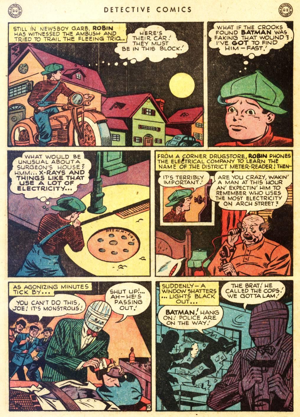 Read online Detective Comics (1937) comic -  Issue #131 - 12