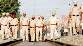 Amritsar incident: People used to throw stones at the police team who reached the railway track.