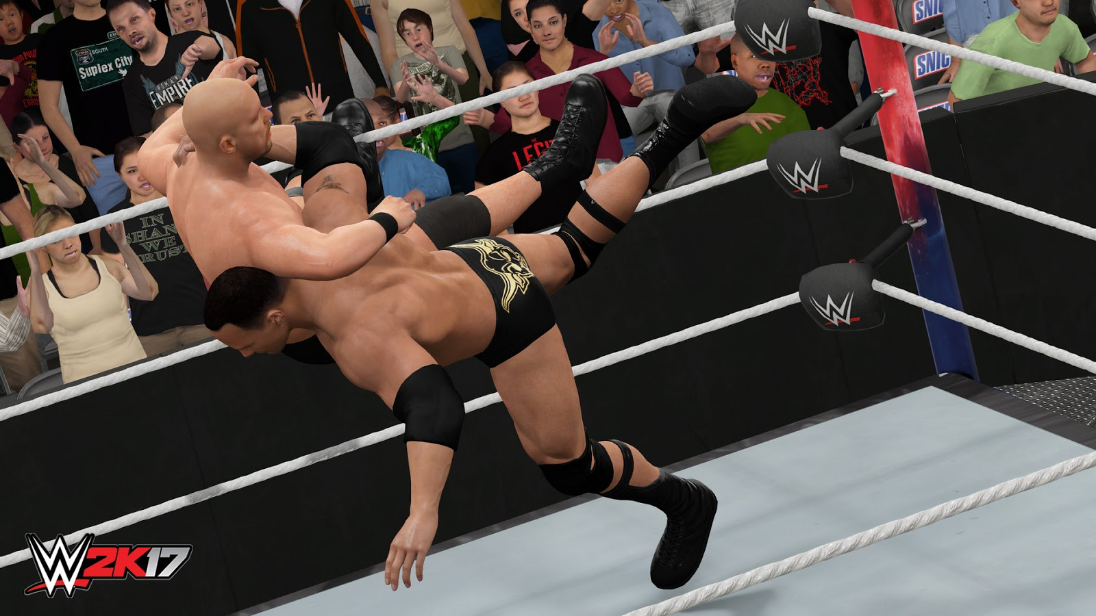 WWE 2K17 ESPAÑOL PC Descargar Full (CODEX) + REPACK 10 DVD5 (JPW) 8