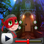 G4K Cute Little Ninja Rescue Game Walkthrough