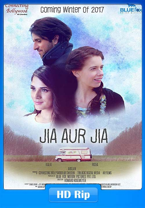 Jia aur Jia 2017 Hindi 720p HDRip x264 | 480p 300MB | 100MB HEVC