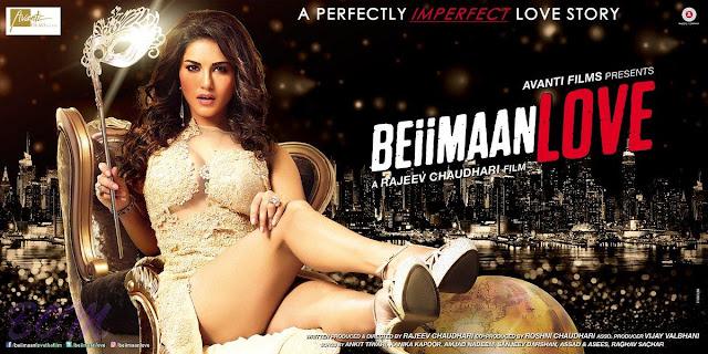 Beiimaan Love 2016 Full Movie Download HD BluRay