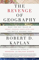 The Revenge of Geography on Top Ten Tuesday from Writing Consultant and Editor at Extra Ink Edits, Provider of Editing Services for Writers