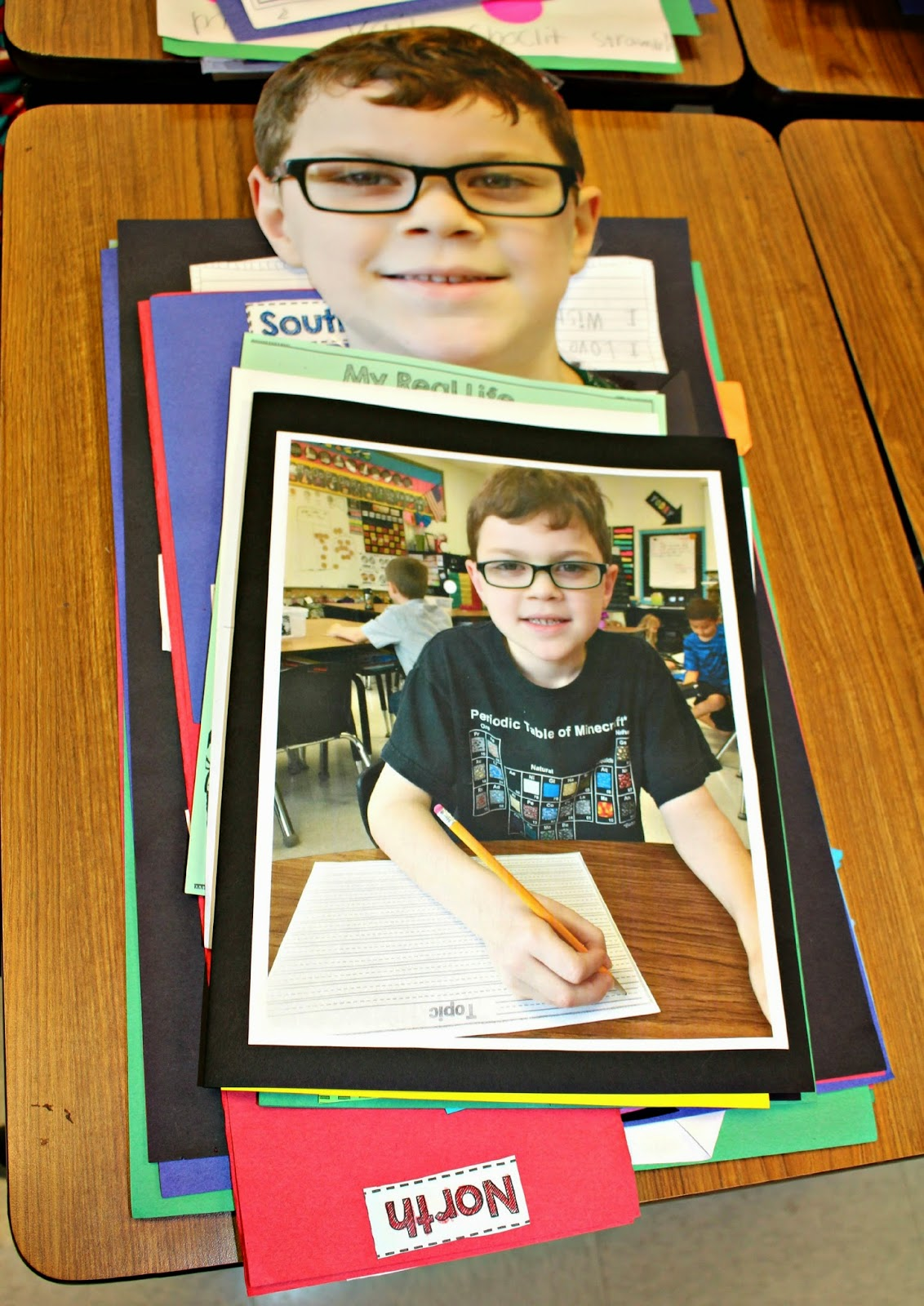 Young Author Portfolios and Celebration - Tunstall's ...
