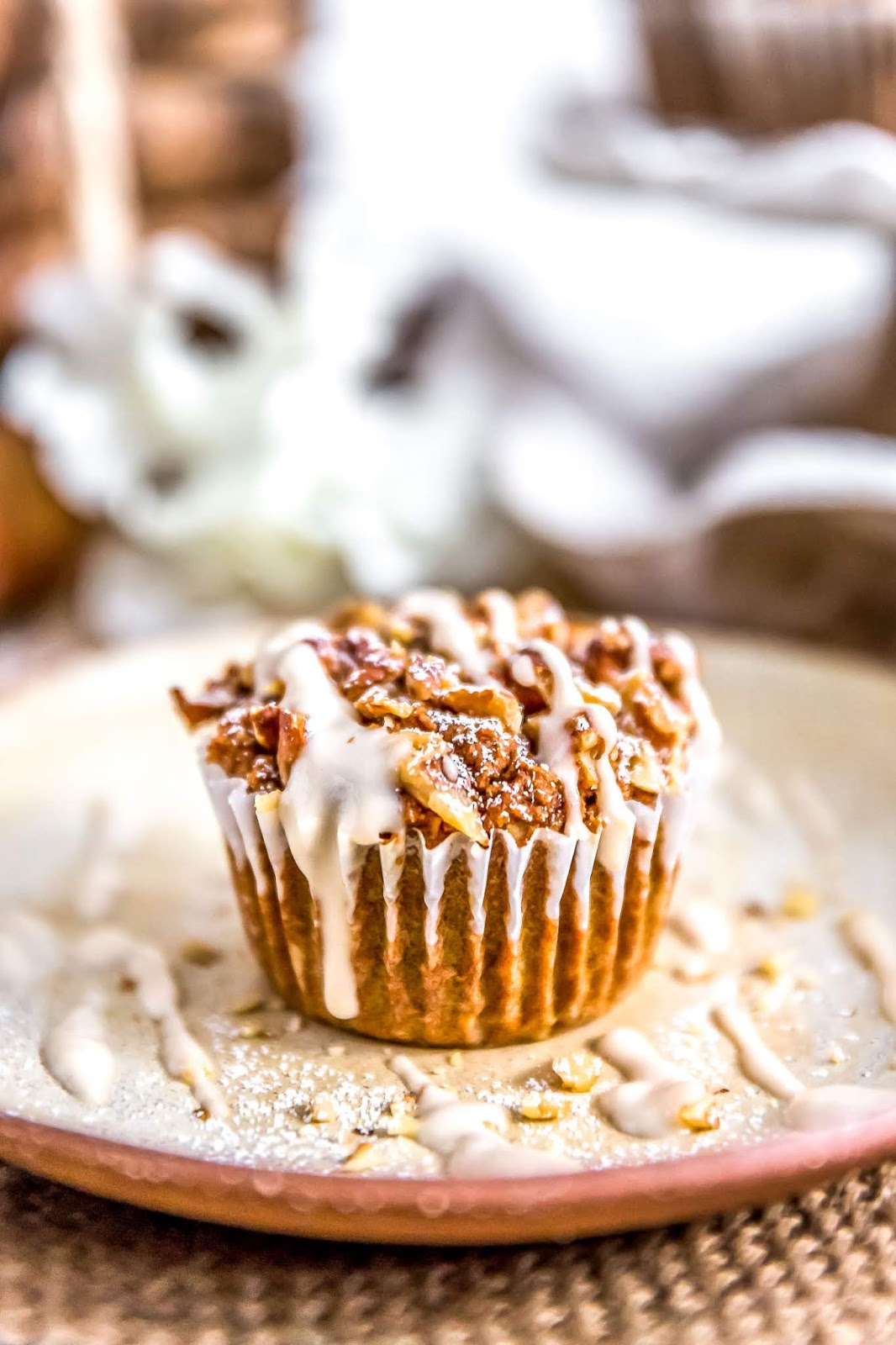 Healthy Vegan Pumpkin Muffins. Need more recipes? 20 Tasty And Nourishing, Yet Quick Vegan Breakfast Recipes Ideas vegan breakfast weightloss | vegan breakfast protein | vegan breakfast healthy easy | vegan breakfast recipe #breakfast #vegan #veganideas #tasty