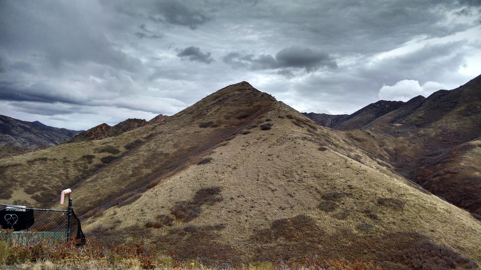 Running On Eddie Jacks Mailbox Hike Salt Lake City Ut . Living Room ... Part 71