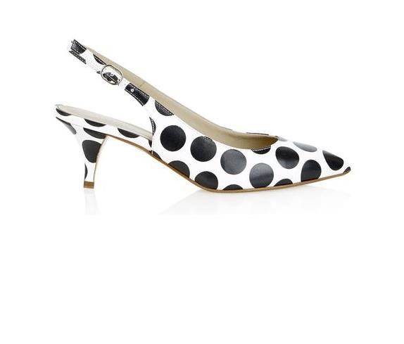 18f639808 Estilos de calçado com uma Correia slingback pode ser uma opção prática e  atraente para esta época do ano.