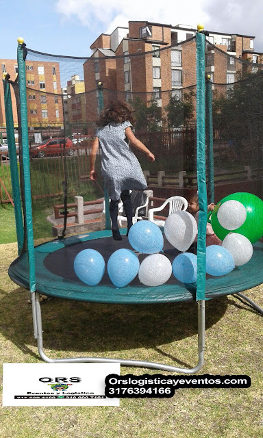 saltarines recreacion cota fiestas infantiles