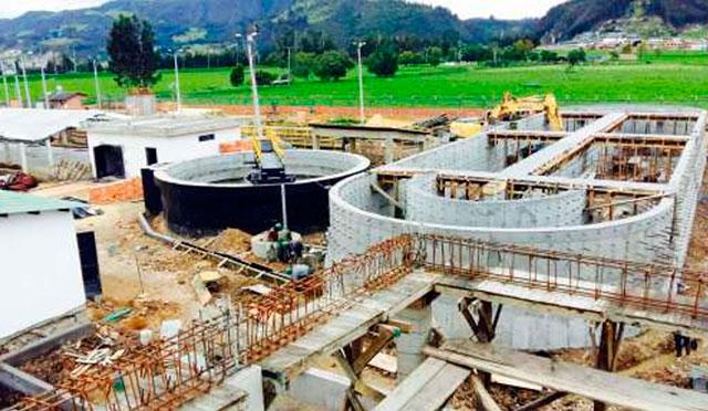 40 intervenciones para tratamiento de aguas residuales se encuentran en desarrollo en la jurisdicción CAR
