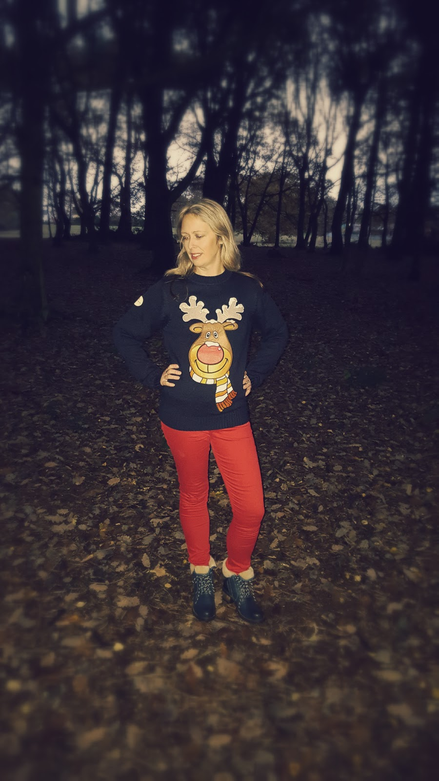 What I Wore: Funky Christmas Jumpers Oh My!!