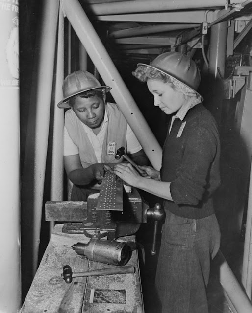 Amazing Photos Of African American Women At Work During